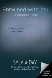 News: Sylvia Day offers Crossfire Series 'teaser'